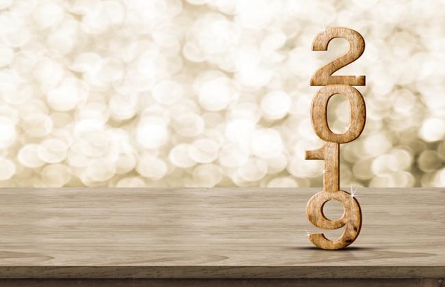 Ετήσιες προβλέψεις ανά δεκαήμερο 2019.