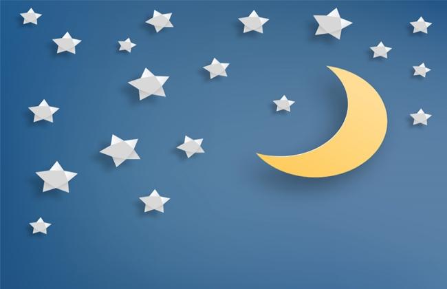 Η Νέα Σελήνη στην Παρθένο στις 17 Σεπτεμβρίου 2020.