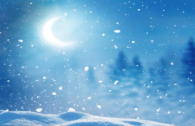 Η Νέα Σελήνη στον Αιγόκερω στις 13 Ιανουαρίου 2021.
