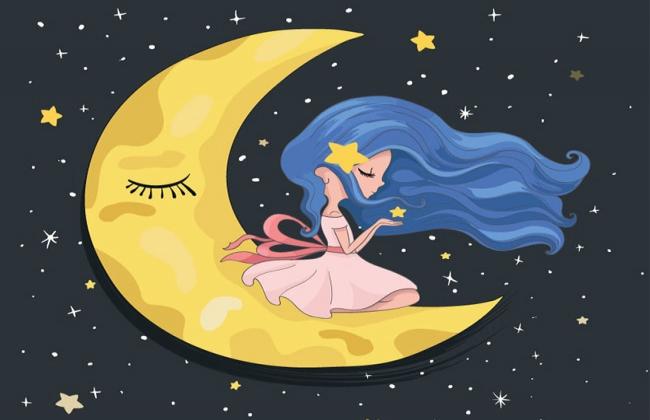 Η Νέα Σελήνη στους Ιχθείς στις 23 Φεβρουαρίου 2020.